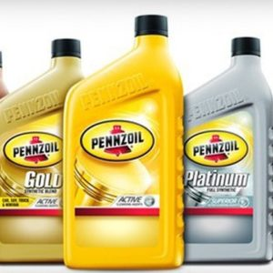 Pennzoil Synthetics & Blends